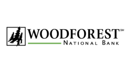 Woodforest National Bank logo.
