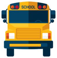 Bus Transportation logo.